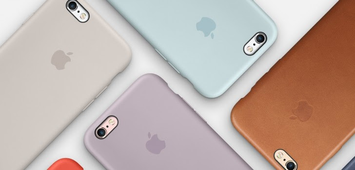 These are the official accessories for the new iPhone 6s and iPad Pro