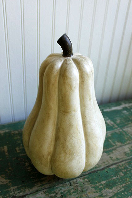 Ballard Designs Inspired Glazed Pear