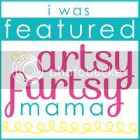 artsy-fartsy mama