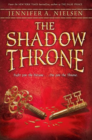The Shadow Throne by Jennifer A. Nielsen