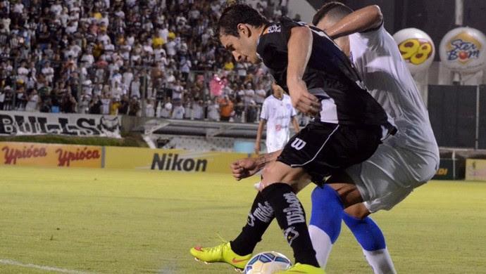 Ronaldo Mendes - meia do ABC (Foto: Frankie Marcone/Divulgação/ABC)