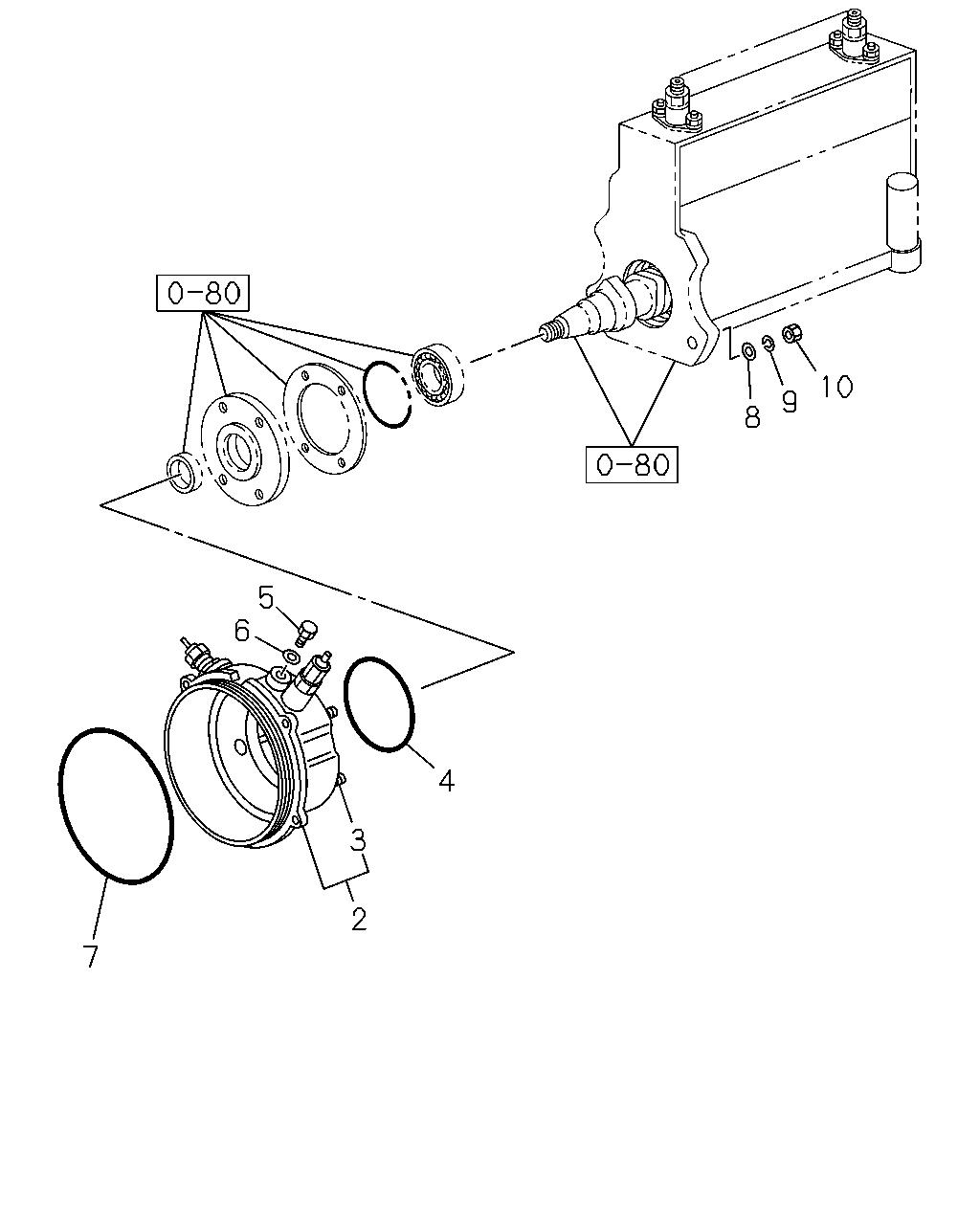 Lv 10772 Lv280 Thai 97 0 Engine Emission Engine Electrical 0 86 Miscellaneous Parts Injection Pump Catcar Info