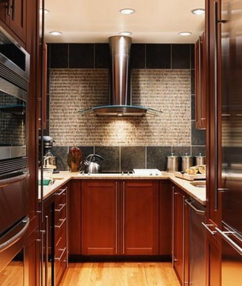 Boost Your Small Kitchen with Great Interior Design - Home ...