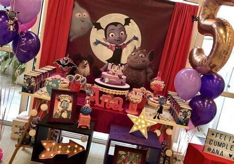 Vampirina Birthday Party Ideas   Photo 7 of 16   Catch My