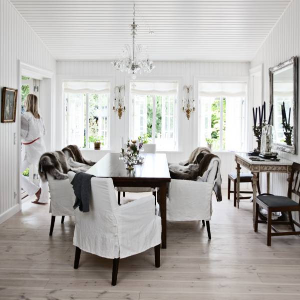 Scandinavian Country Style Interior Design | DigsDigs