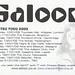 Saloon Dressy Bessy Tour