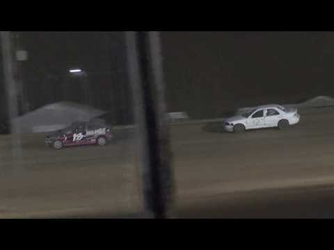 Atomic Speedway | 10/19/19 | 10th Annual King of Compacts Presented by EBJ Performance | Heat 5