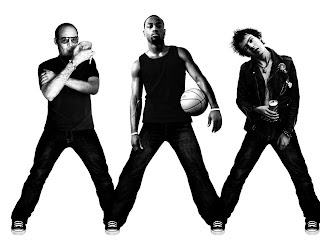 Converse Connectivity - Hunter S. Thompson, Dwyane Wade and Sid Vicious