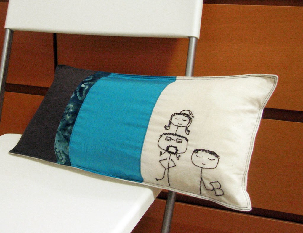 Pillow for mother's day