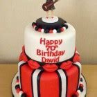 Handmade novelty adult cakes for any occasions in Poole