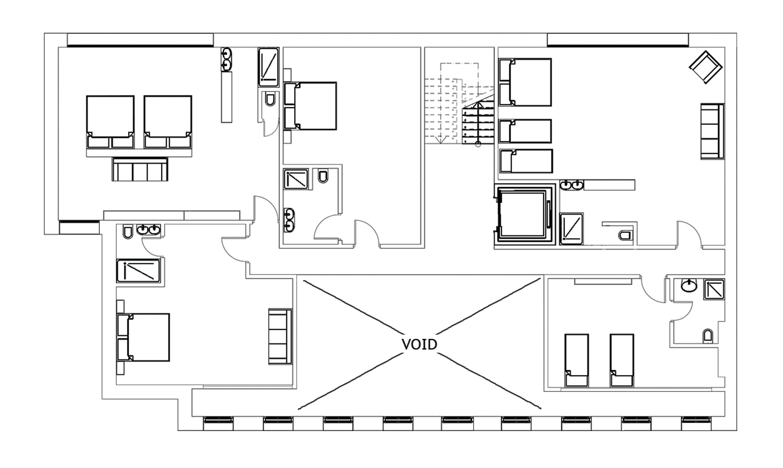 Catering Design Floor Plan House Furniture