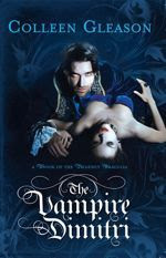 The Vampire Dimitri (Regency Draculia #2)