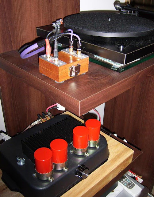 MM Step-Up Transformer and Gainclone