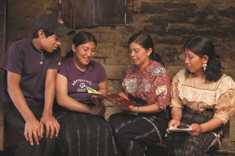 Nicaragua y Honduras son los países con mayor proporción de embarazos en adolescentes. | UNFPA