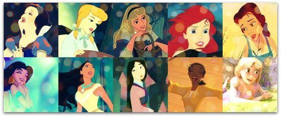 *~Dreamygal's Favorite Princess Soundtracks~* - Disney ...
