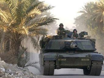 M1A1 Abrams. Фото с сайта army.mil