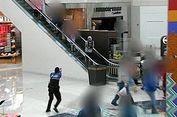 Acungkan Pistol Mainan di Mal, Pencuri Kacamata Ditembak
