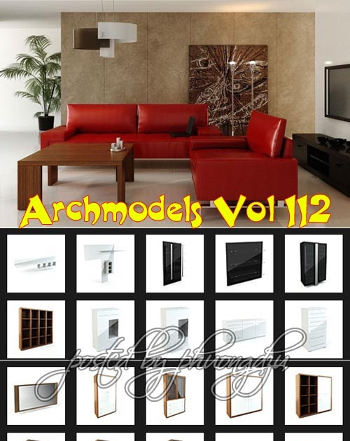 Links Fire: Evermotion Archmodels vol 112 MAX