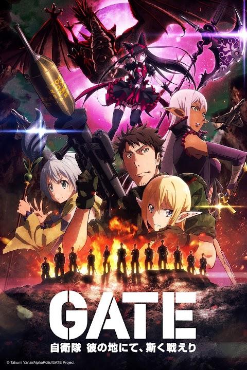 Gate Anime Season 2