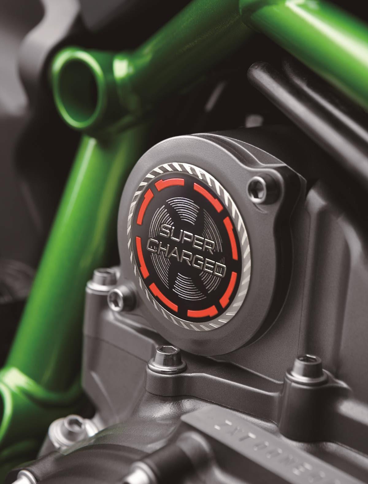 Kawasaki Announces Changes To 2019 Ninja H2 H2 Carbon And