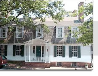 Annapolis publisher's home