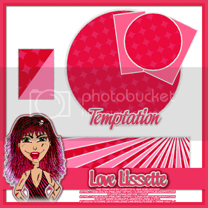 Love Lissette Template 01 Preview