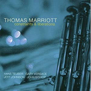 Thomas Marriott- Constraints and Liberations  cover