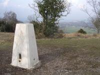 Summit of Arnside Knott