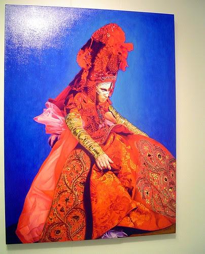 Vlasta Smala - Red Dress Too