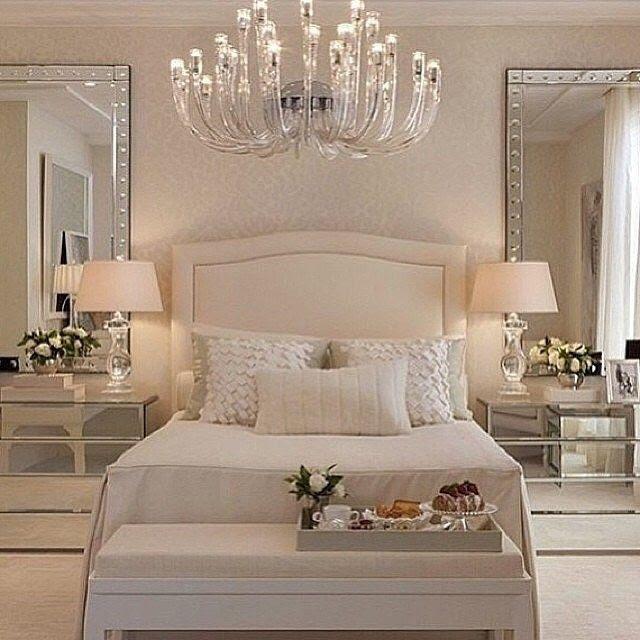 Luxury mirrored bedroom furniture | Hawk Haven