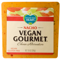 Follow Your Heart - Vegan Gourmet Cheese Alternative - Nacho