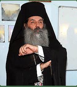 Διάψευση των ισχυρισμών της «Ακροπόλεως» από τον Μητροπολίτη Πειραιώς κ. Σεραφείμ