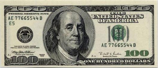Tờ 100 $