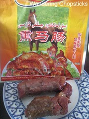 Chinese Food from Xinjiang Beef, Horse, and Chocolate and Yogurt-Covered Raisins 3