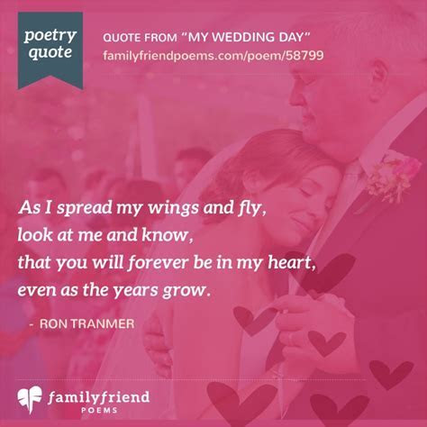 Poem From Bride To Father, My Wedding Day