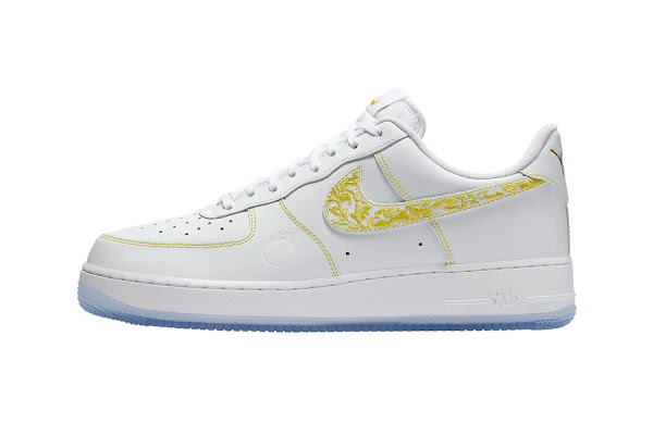 38821254cb Nike Nods to Atlanta With an Air Force 1