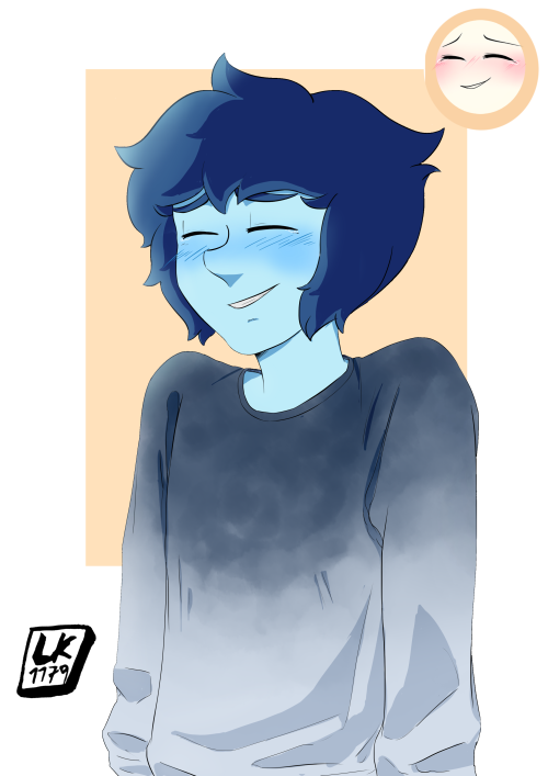 Anonymous said: 5A of lapis? Answer: Baby tot