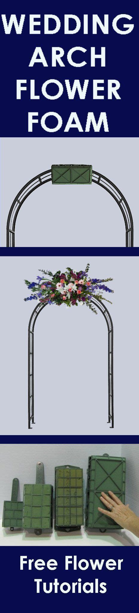 Wedding Flower Arch   Easy Step by Step Flower Tutorials