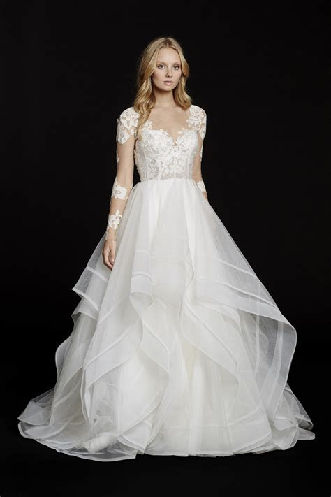 Bridal Gowns and Wedding Dresses by JLM Couture   Style 6556