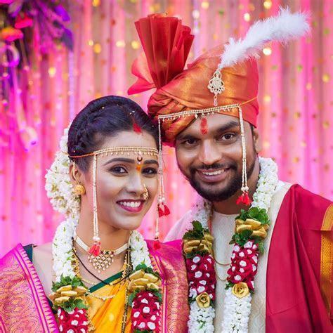 Marathi Actress Akshaya Gurav & Bhushan Wani Marriage