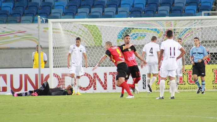 Globo FC x ABC (Foto: Fabiano de Oliveira/GloboEsporte.com)