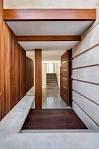 Large Wooden Front Door, Contemporary Home in Sydney Australia ...