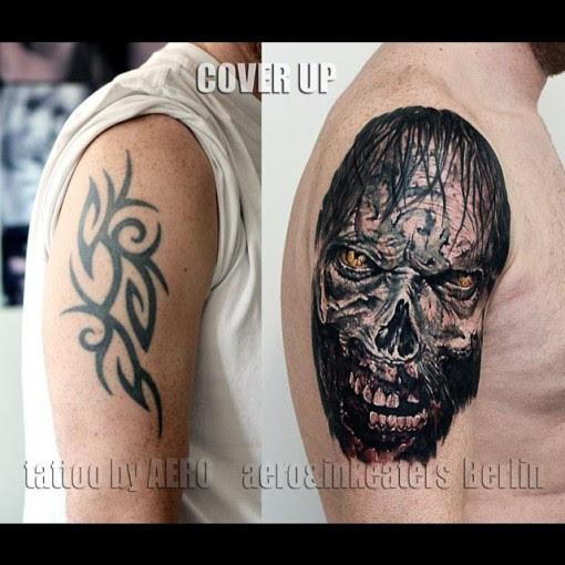 Dark Tattoo Cover Up Best Tattoo Ideas Gallery