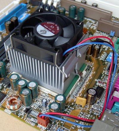 TTips Ringan Cara Mendinginkan Prosesor (Processor) image