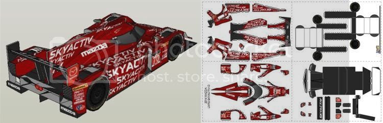 photo LMP2 SKYACTIV racing papercraft.via.papermau.002_zpsmromxfwi.jpg