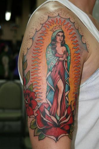 Virgen De Guadalupe Tattoo Japan Tattoos
