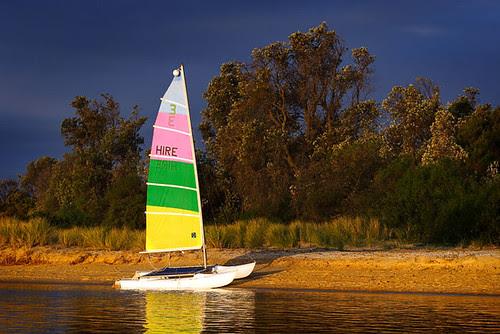 Lakes, Entrance, Victoria, Australia, leisure craft IMG_3374_Lakes_Entrance