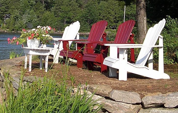 Free Adirondack Chair Pattern
