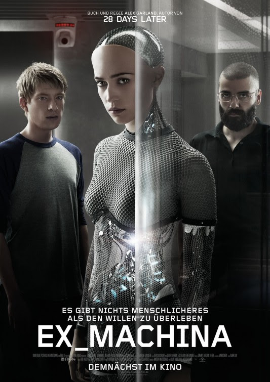 póster ex machina