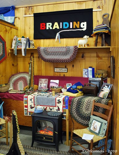 Braiding Exhibit